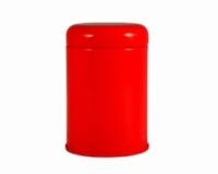 一两装茶叶罐 (中国红色)