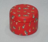 Christmas Tins (Red)