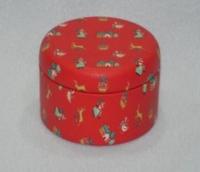 圣诞罐 (红色)