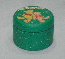 聖誕罐 (綠色熊)