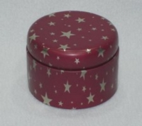 圣诞罐 (星纹)
