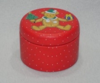 Cens.com Christmas Tins (Rea Bear) LONG TZYH LONG CO., LTD.