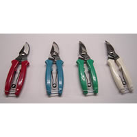 Cens.com Spring Loaded Garden Scissors HOULY CUTLERY & SCISSORS CORP.