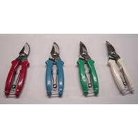 Spring Loaded Garden Scissors