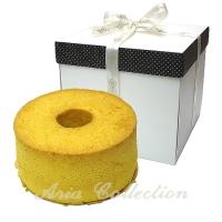 法式姜黄蛋糕