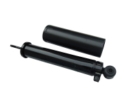 Shock absorbers with hi-low kits