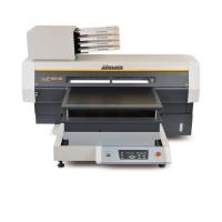 LED UV-curing flatbed inkjet printer