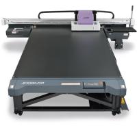 Digital LED UV-curing flatbed inkjet printer