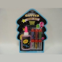 Cens.com GLITTER & GLUE FUN SET EVINS STATIONERY CORP.