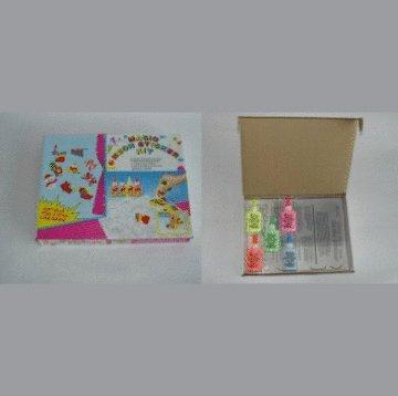 Color Sticker Glue Fun Set
