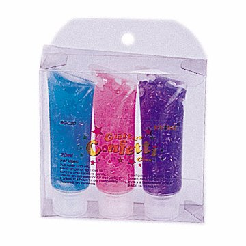 Body Glitter Set (10 ml)