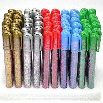 3D Glitter Glue Pens (10ml)