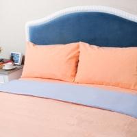 3.5 Feet Mattress Cover + Pillow Cover +3.5 Feet Sheet + Single Quilt