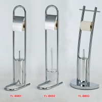 Cens.com Brush Stands with Tissue Holder YOUNG LEE STEEL STRAPPING CO., LTD.