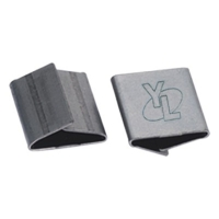 16mm C-type Steel Seals for Pneumatic Strapping