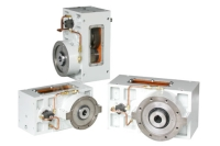 Gear box with cooling & labricating system