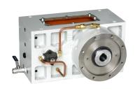 Horizontally installed gear reducer