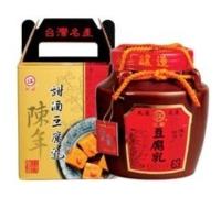 陈年甜酒豆腐乳(瓮藏)