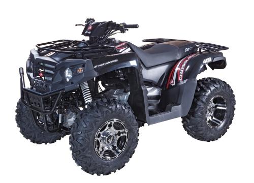 Crossland 400X4