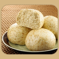 WHOLE WHEAT STEAMED BUN
