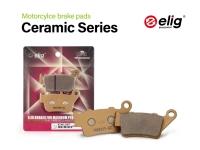 Motorcycle、ATV Disc Brake Pads(ORGANIC)