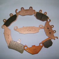 Motorcycle、ATV Disc Brake Pads(SINTER)