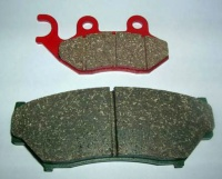 Cens.com Disc Brake Pads-(CERAMIC FIBER) ELIG BRAKE INDUSTRIAL CO., LTD.