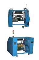 Single Type Semi-Auto Stretch Film / Cling Film Rewinder