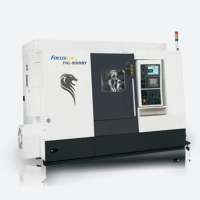 CNC Lathing & Milling Machine
