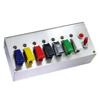 FUSE BOX WITH SWITCH