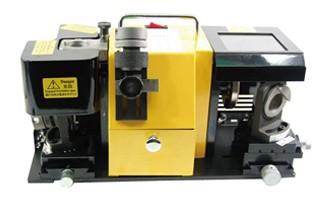 端銑刀+R角複合研磨機