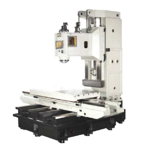 CNC 立式综合加工机-硬轨