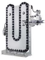 Horizontal Machining Center - Two-Step Chain Type-B