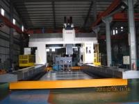 Sliding Double Columns Machining Center