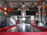 Fixed Double Columns Machining Center(W type)