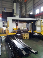Sliding Double Columns Machining Center