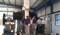 High Rapidly Precision machining center