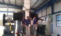 High Rapidly Precision machining center
