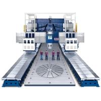 動柱動樑式龍門加工中心機