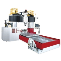 W-Type Fixed Double Columns Machining Center