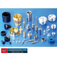 CNC lathed and milled products