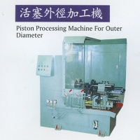 Piston outer-diameter processing machine