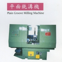 Surface grooving machine