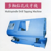Multi-spindle drilling & tapping machine