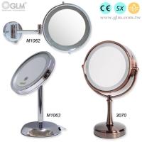 燈鏡、浴鏡、化妝鏡