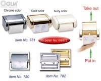 Cens.com Sell Patented Toilet Paper Holder GLM CO., LTD.