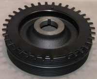 Mazda Crankshaft Pulley (Harmonic Balancer) (