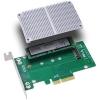 M2P4A PCIe 2.0x4 M.2(NGFF) PCIe SSD 固态硬碟卡