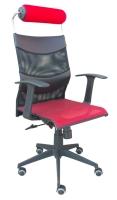 Mesh chair steel chair