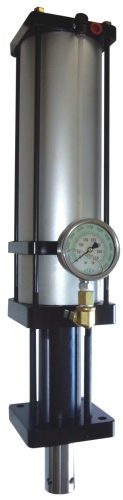 Pneudraulic Pressure Cylinder